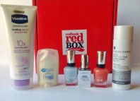 Redbook Red Box Beauty Edition — Things You Need for Fall