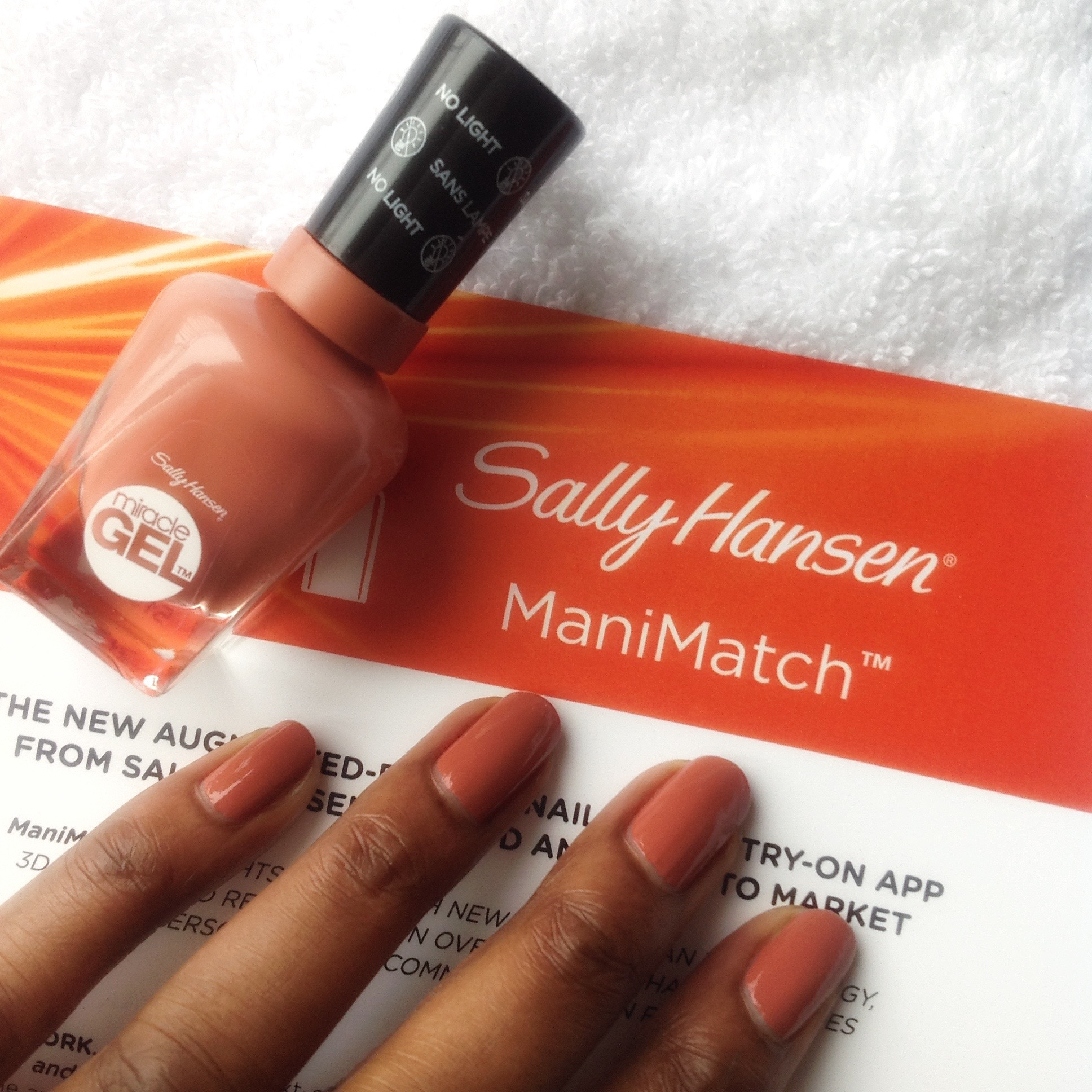 ManiMatch App Let\'s You Try Polish Before Buying