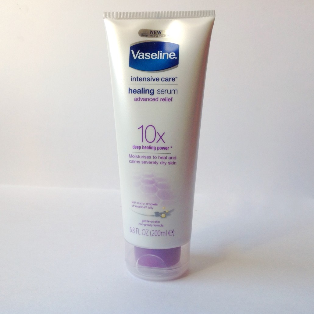 Redbook Red Box Beauty Edition -- Vaseline Intensive Care Advanced Relief Healing Serum