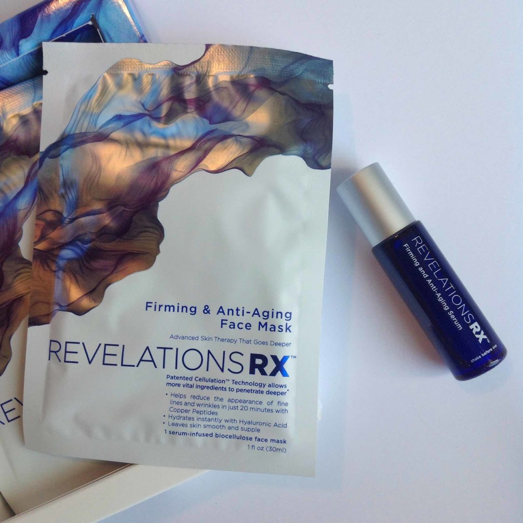 Revelations RX Firming & Anti-Aging for Face