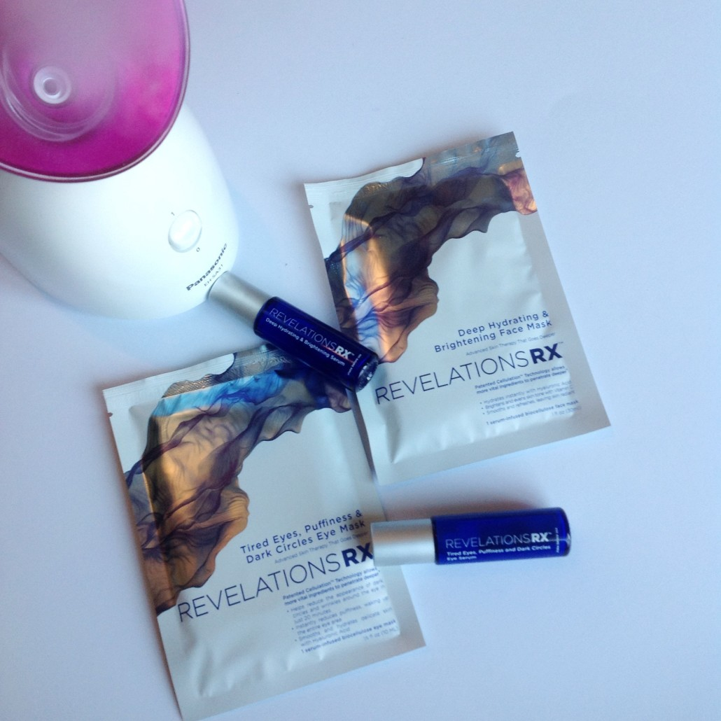 Bright Hydrated Skin Revelations RX