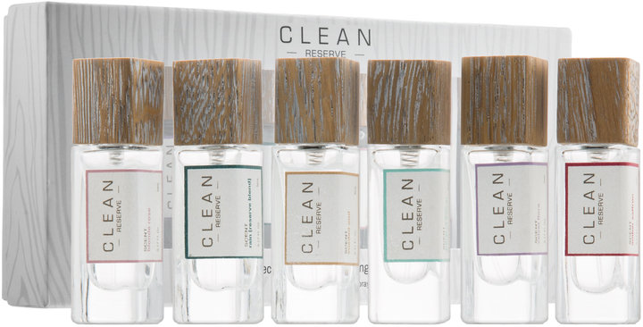 Beauty Gift Sets - Clean Reserve Six Piece Travel Spray Layering Collection