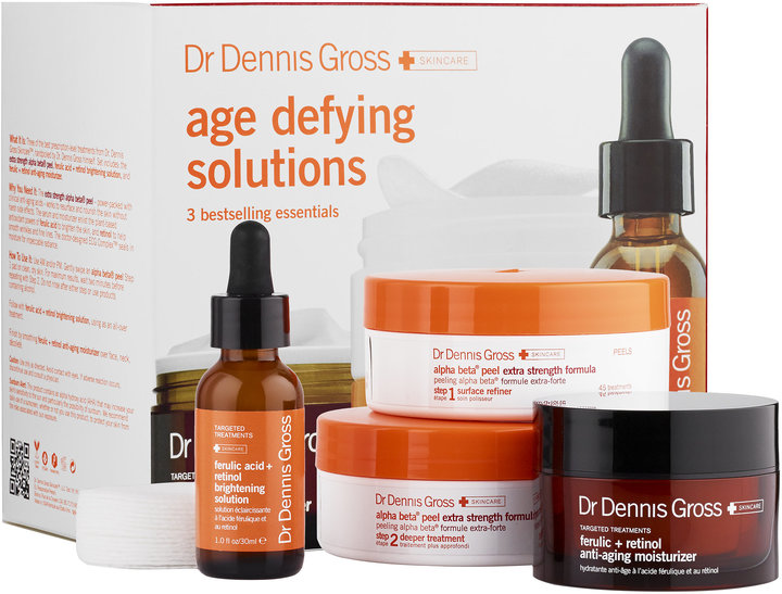 Dr. Dennis Gross Skincare Age Defying Solutions