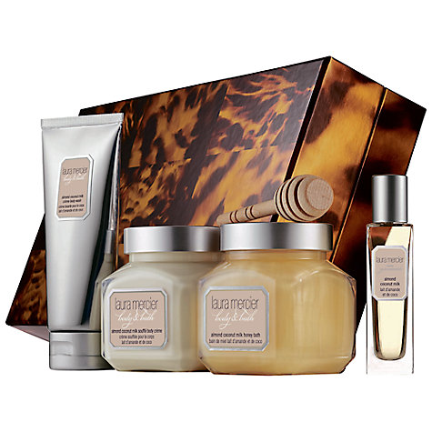 Beauty Gift Sets - Laura Mercier Almond Coconut Milk' Luxe Body Collection