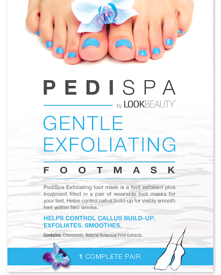 PediSPA Exfoliating Foot Spa