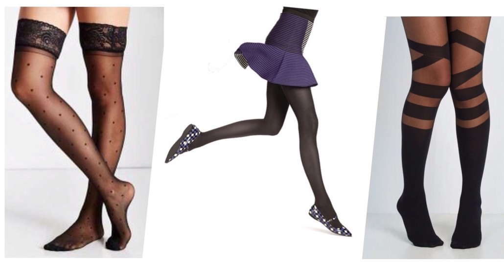 The Tights and Stockings You Need Now