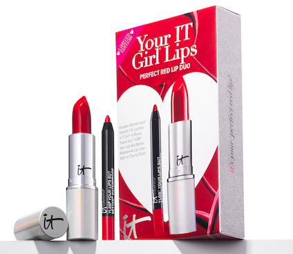 Your It Girl Perfect Red Lip Duo