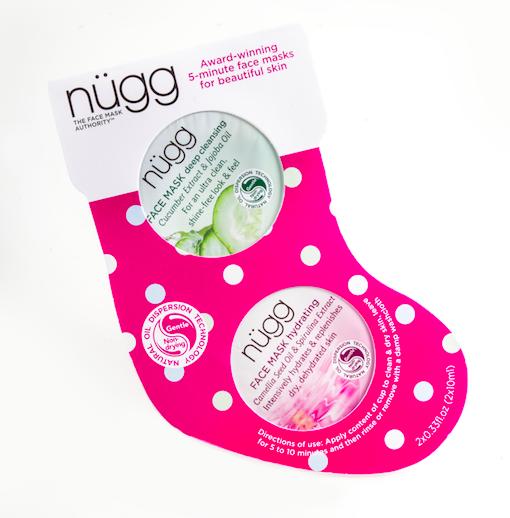 nugg 2015 Holiday Stocking