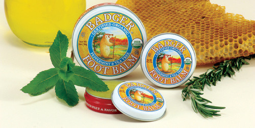 Foot Care Routine - Badger Foot Balm