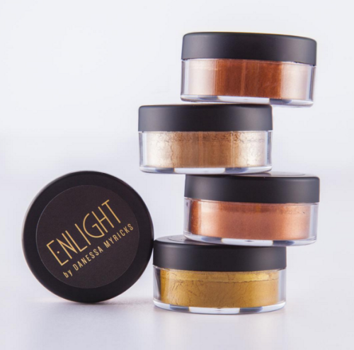 Favorite Makeup Products of 2015 - Enlight by Danessa Myricks