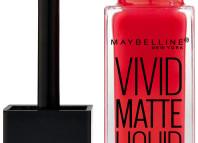 Maybelline ColorSensationalVividMatteLiquidinOrangeShot