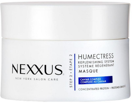 Favorite Hair Care Products of 2015 -Nexxus Humectress Replenishing System Masque