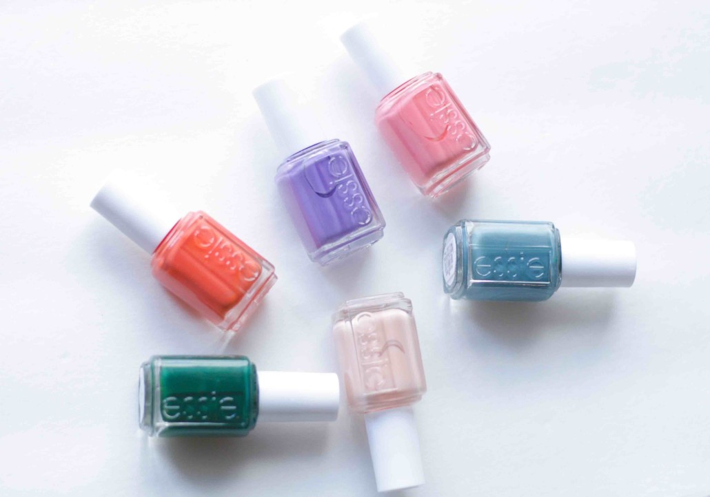 Essie Spring 2016 Collection Cures Winter Blues - ThisThatBeauty
