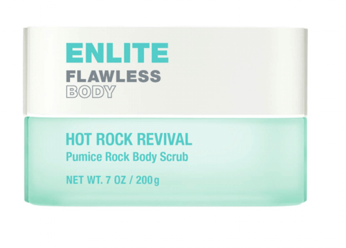 Enlite Hot Rock Renewal Polishing Pumice Body Scrub