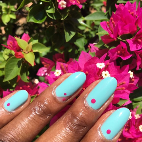 Spring Inspired Manicures