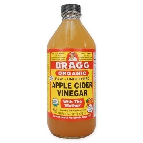 beauty hacks - apple cider vinegar as toner