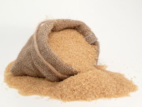 beauty hacks - brown sugar as body scrub