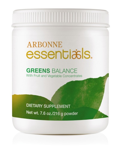 Arbonne Essentials Greens Balance