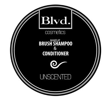 How to Clean Your Makeup Brushes - Blvd Cosmetics Brush Shampoo and Conditioner