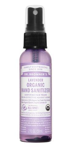 Dr. Bronner's Hand Sanitizer