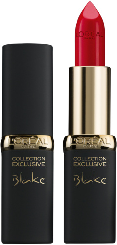 L'Oreal Paris Colour Riche Kollektion Exclusive Reine Reds- Blake Red