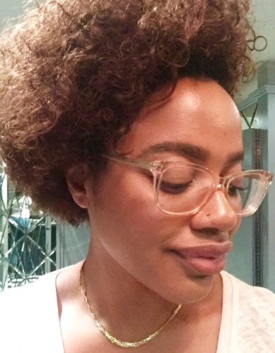 Kimble Beauty Bounce Back Curl Results