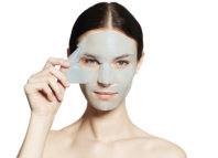 Erno Lazlo Firmarine Hydrogel Mask Model Full