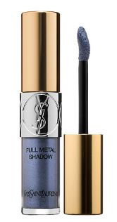 Metallic Makeup- yves-saint-laurent-full-metal-shadow