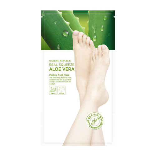 nature republic foot mask