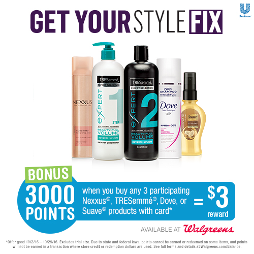 Walgreens Offer