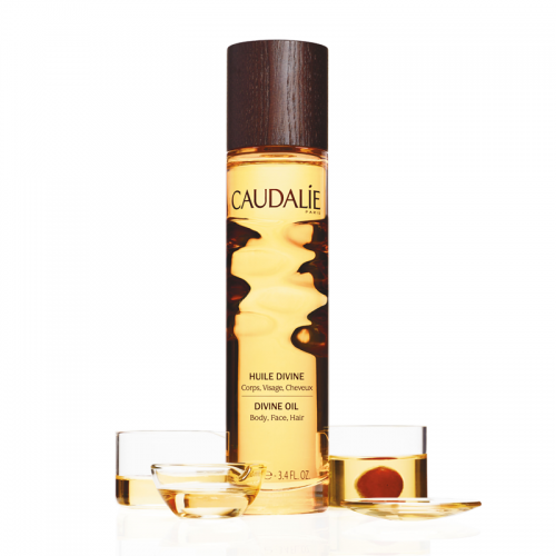 beauty essentials - caudalie-divine-oil