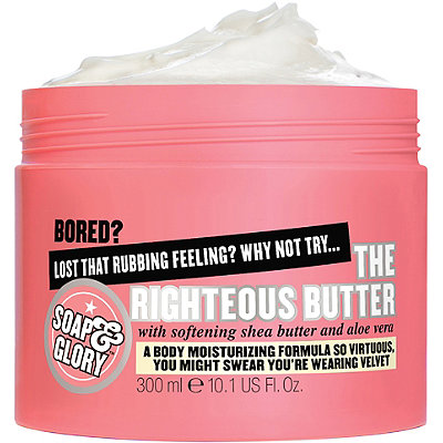 Winter Skincare -soap-glory-the-righteous-butter