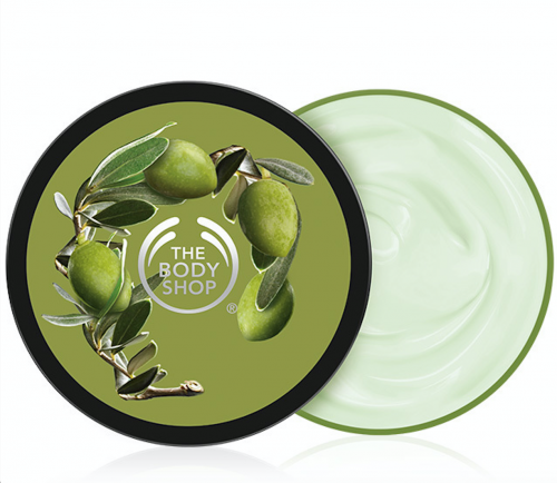 Winter Skincare-the-body-shop-olive-oil-body-butter