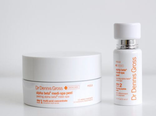 Dr Dennis Gross Skincare Alpha Beta Medi–Spa Peel - Head-to-Toe Glow