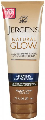 Jergens Natural Glow+ Firming Moisturizer