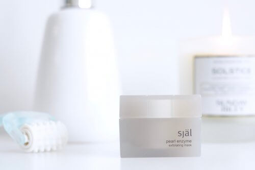 Sjal Pearl Enzyme Exfoliating Mask - Head-to-Toe Glow