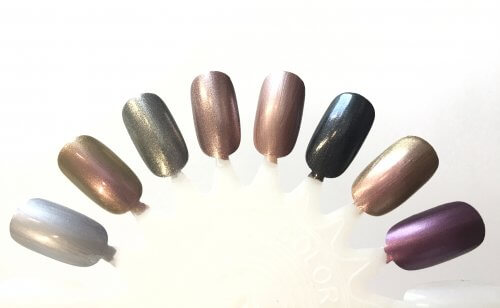 Metallic Nail Polishes to Try for Spring and Summer