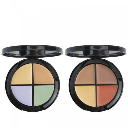 The Art of Color Correcting with Makeup - Motives
