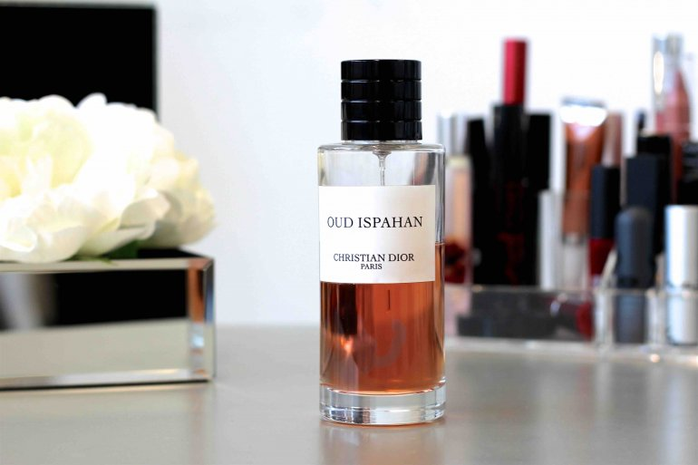dc2bb5a7 ThisThatBeauty Reviews: Oud Ispahan by Christian Dior - ThisThatBeauty